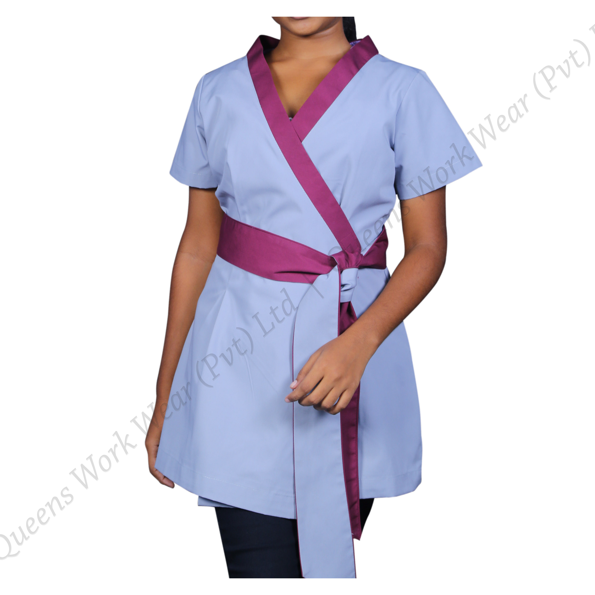 Hotel uniforms spa wellness for Hotel uniform spa